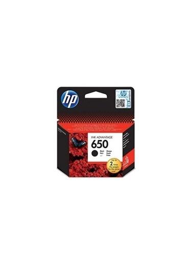 HP HP CZ101AE (650) SIYAH MUREKKEP KARTUSU 360 SAYFA Renkli